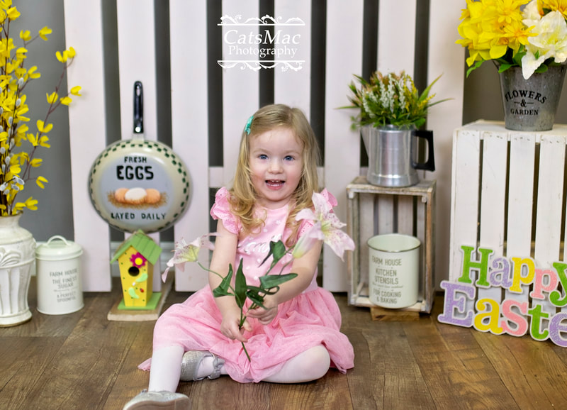 Kids Easter Photos