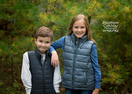 Fall Kids Photo Session Mini