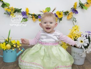 Easter Spring Photo session