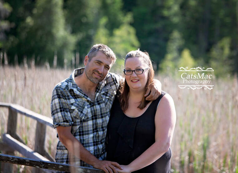 Engagement Session Ken Reid Park Lindsay