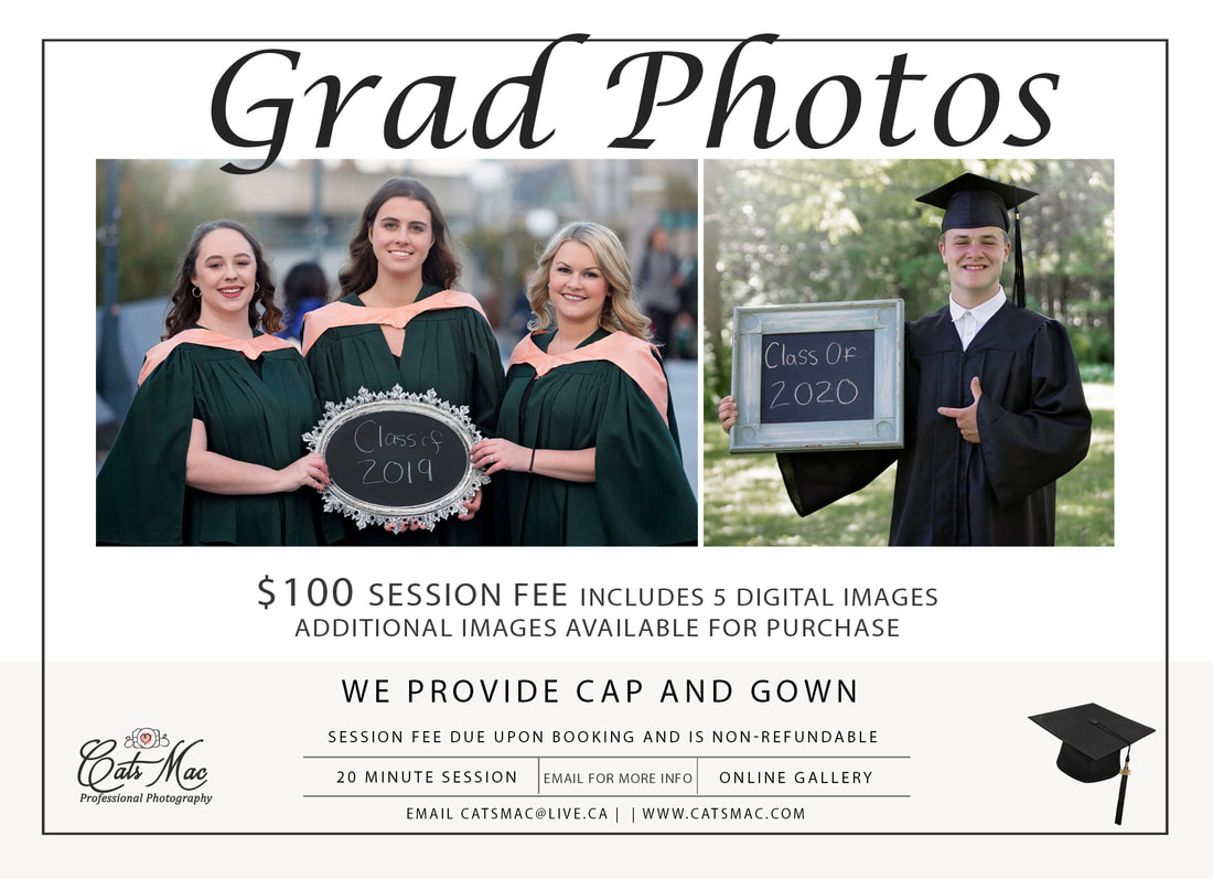 Graduation photo session photography